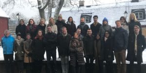 Successful 3rd BonePain Meeting in Stockholm
