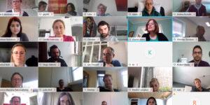 Virtual Mid-Term Check and First Annual BonePainII Meeting